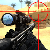 US Sniper Killer Shooter : 3D Gun Shooting Games