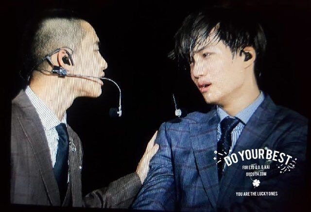 Exo Kai cries after messing up his solo performance ...