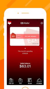 EZi Wallet - náhled
