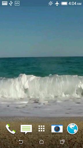 無料个人化Appの海のライブビデオ壁紙|記事Game