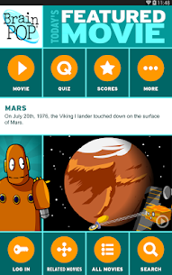 BrainPOP Featured Movie App Download For Android and iPhone 2