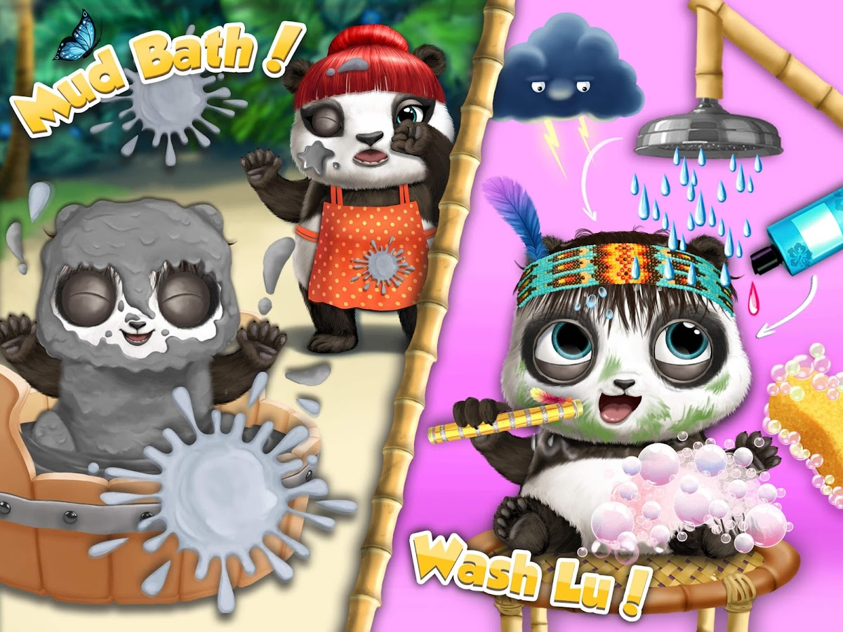Panda Lu Baby Bear Care- screenshot