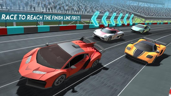 ApkMod1.Com Car Racing 2018 + (Unlimited currency) for Android Game Racing