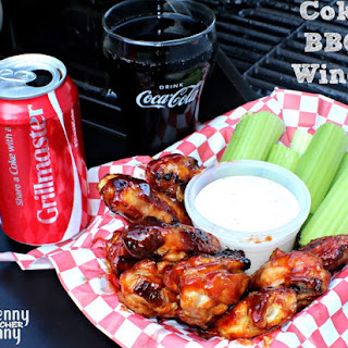 Grilled Coke BBQ Wings Recipe