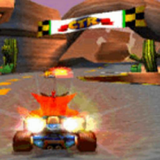 Cheat CTR Crash Team Racing