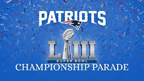Patriots Super Bowl Championship Parade thumbnail