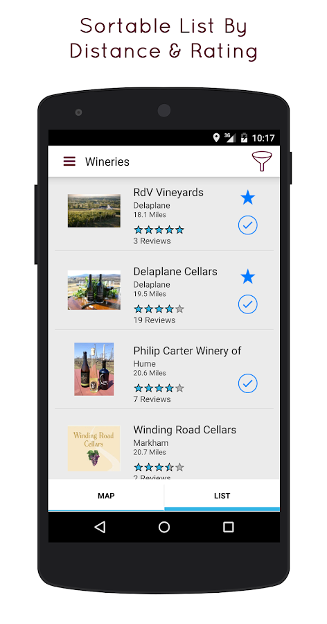 VinoWine - Wine Tasting Guide- screenshot
