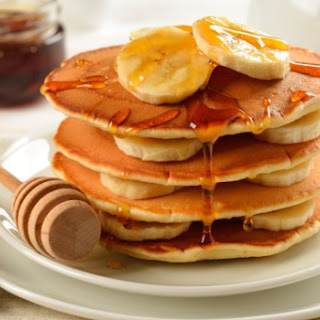 Easy 2-Ingredient Banana Pancake