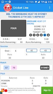 Live Line : Cricket - náhled