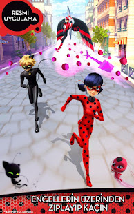 Miraculous Ladybug & Cat Noir - Resmi Oyun mod apk