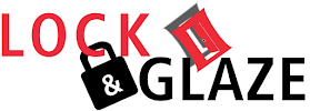 Lock and Glaze Logo