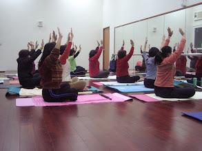 Photo: 20110325身心靈健康瑜珈002