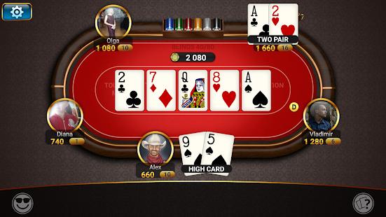 Poker Championship online - náhled
