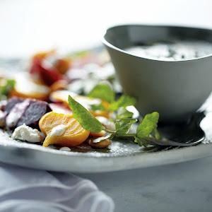 Deconstructed Beet Salad