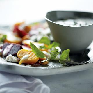 Deconstructed Beet Salad.