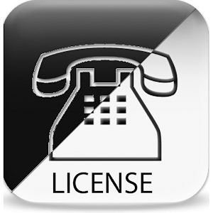 License for Call Blocker Gold 2012.10.14 Icon