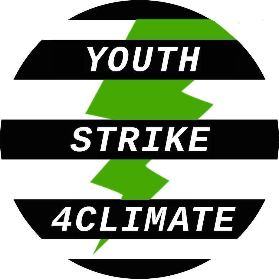 Students call on others to 'YouthStrike4Climate'