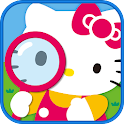 Hello Kitty Find it icon
