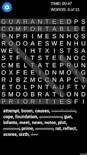 Awesome Word Search - Word Find Puzzle Fun - náhled