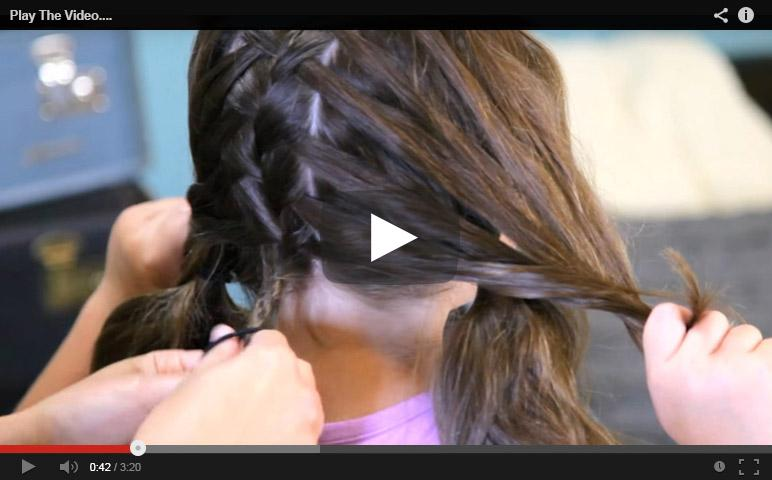 Cute Hairstyles For Girl Android Apps On Google Play - Hairstyle girl 2017 video