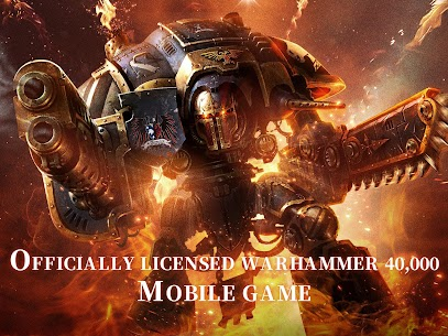 Warhammer 40,000 Lost Crusade Apk Mod God Mod 9