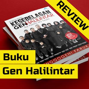 Buku Gen Halilintar Review screenshot