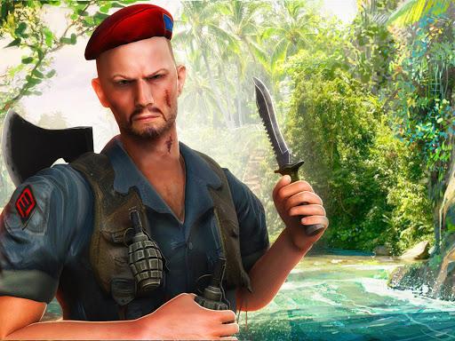 Army Commando Jungle Survival
