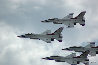 Photo: USAF Air Show, Andrews AFB, May 2007