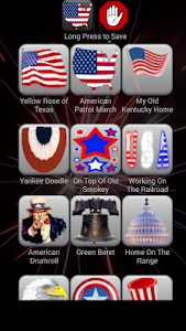 Patriotic Ringtones screenshot 4