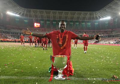 Mbaye Diagne est le bienvenu à Galatasaray cet hiver