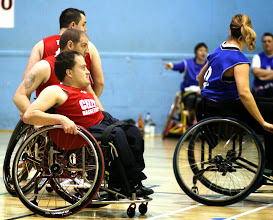 Photo: Love the way the guys are lined up in this shot!  Photo taken during match between CELTS 2 and Harriers 2 at Talybont Sports Centre, Cardiff Uni on 25 January 2015