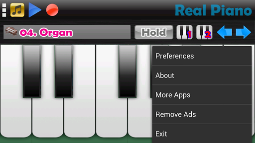 Real Piano screenshot 5
