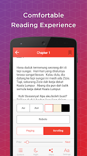 NovelPlus - Novel Percuma Tanpa Had - náhled