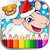 123 Kids Fun - Coloring Book
