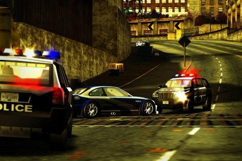 Police SUV Racer