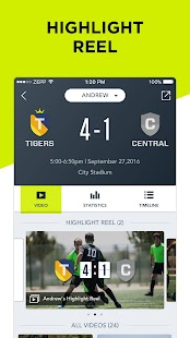 Zepp Play Soccer - náhled