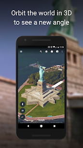 Google Earth App Download for Android 1