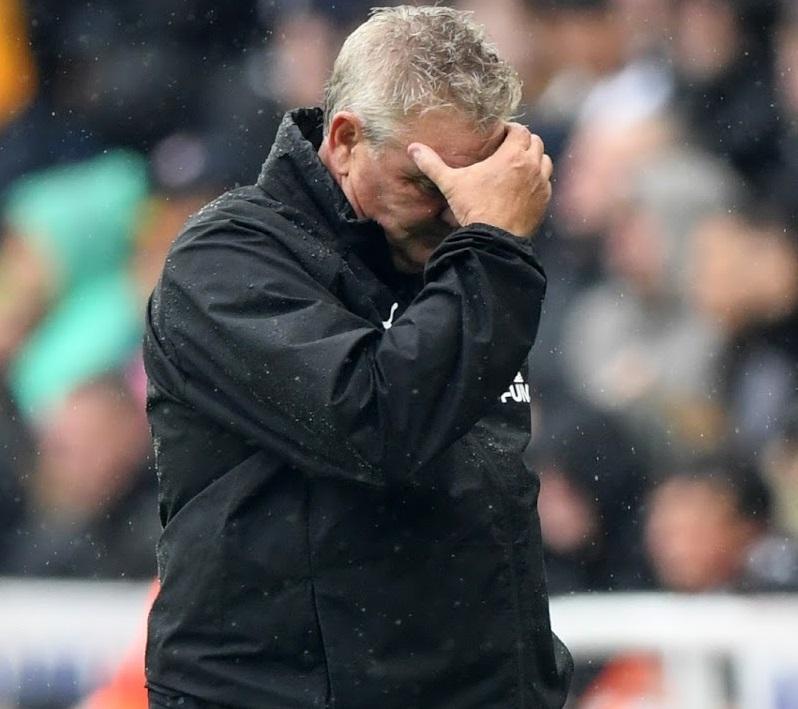 Arsenal bederf Steve Bruce se eerste wedstryd as bestuurder van Newcastle