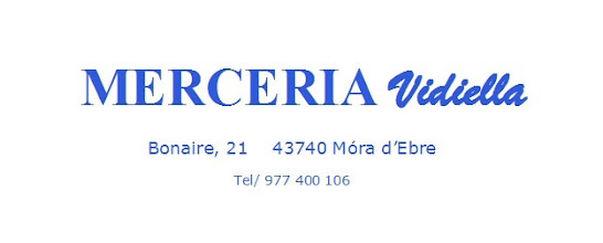 Vidiella Merceria