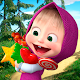 Masha and the Bear: Running Games for Kids 3D