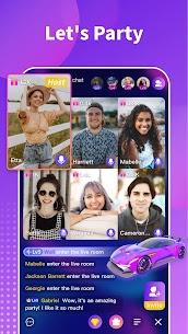 Chamet:Live video chat & Match & Meet 5