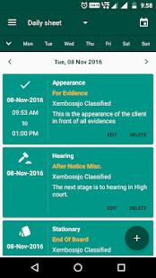 Attorney Time - náhled