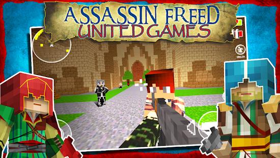 Assassin's Freed United Games C10.2 APK