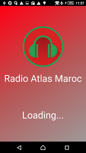 Radio Atlas Maroc 1.2 screenshots 1