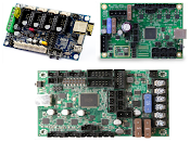 4 Stepper Max Controller Boards