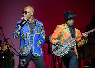 Photo: Tony Toni Tone at Sound Board 2016