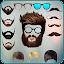 الرجال اللحية محرر الصور شارب: صالون تصفيفة الشعر icon
