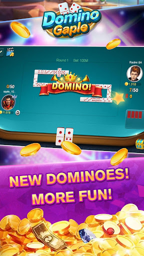 Domino Gaple Online (Free bonus) filehippodl screenshot 2
