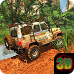 Off road 4X4 Jeep Racing Xtreme 3D 1.1.8