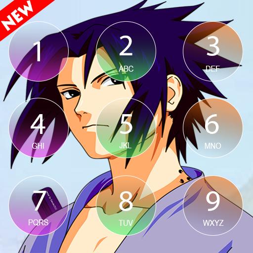 Sasuke Uchiha HD Lock Screen